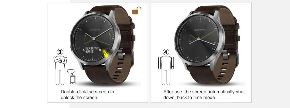 best garmin vivomove hr classic smartwatch