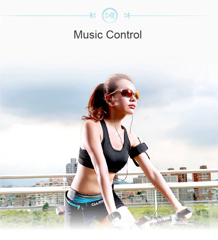 garmin vivoactive hr smartwatch music control
