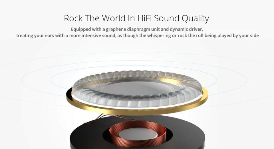 new meizu pop tw50 wireless earphones