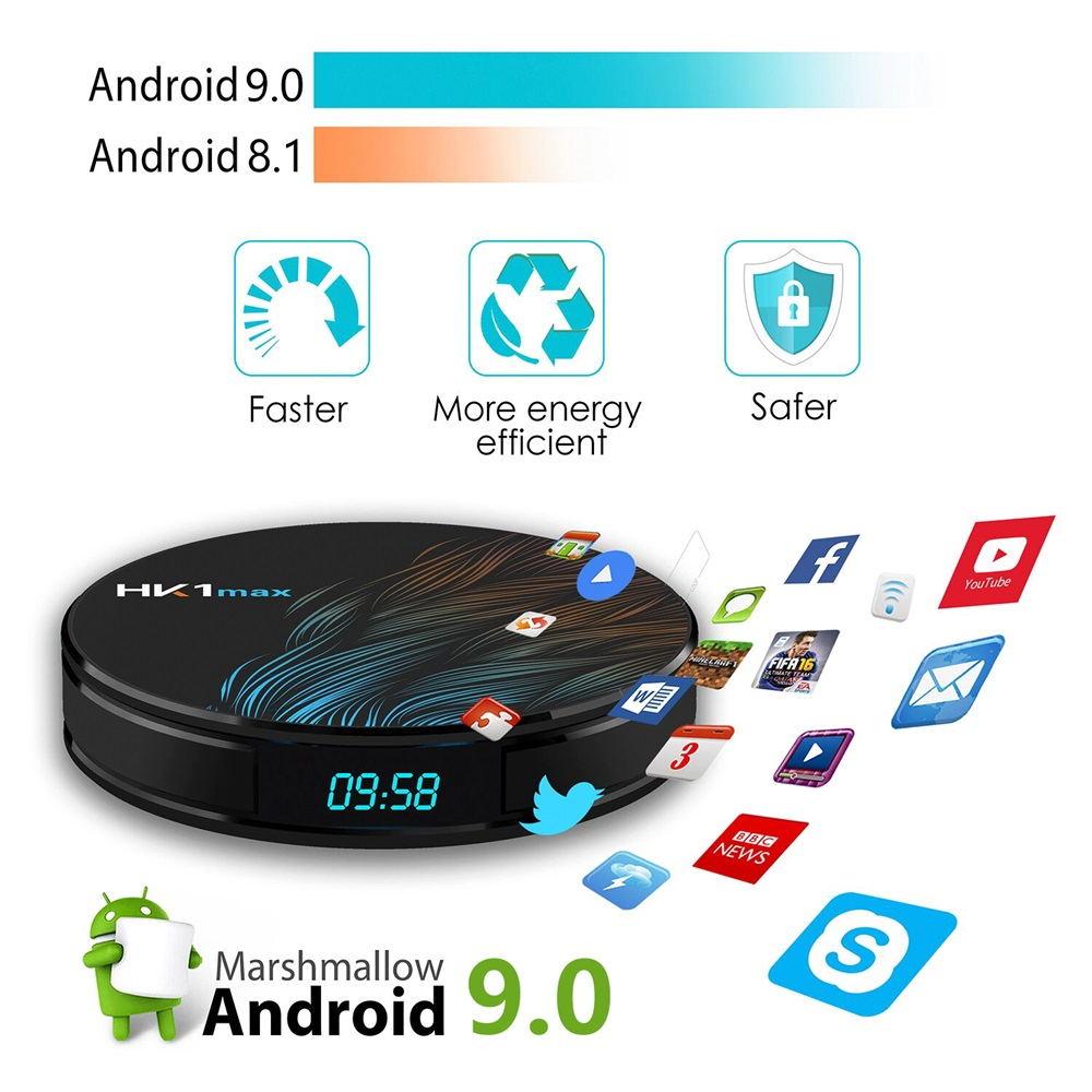buy hk1 max tv box 4gb/64gb