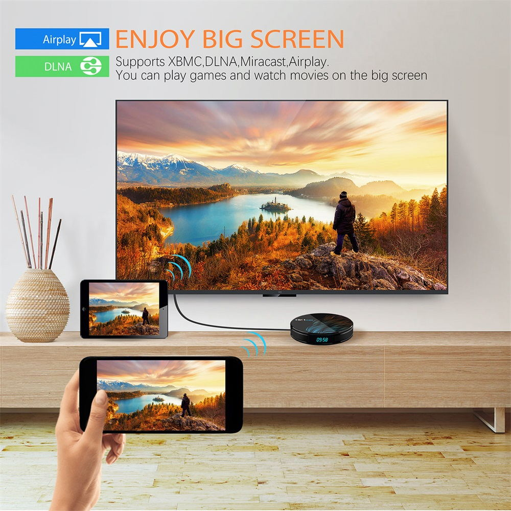 buy hk1 max android tv box 4gb/64gb