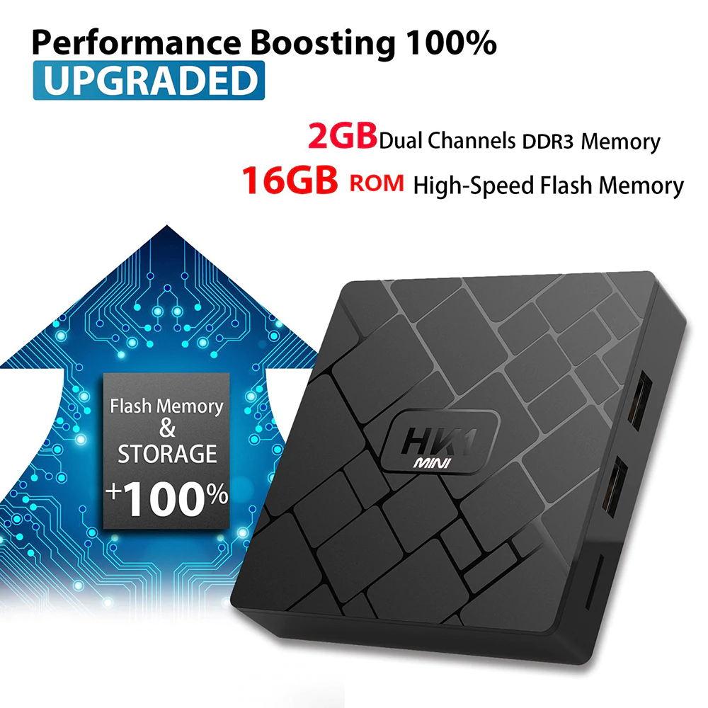hk1 mini android tv box