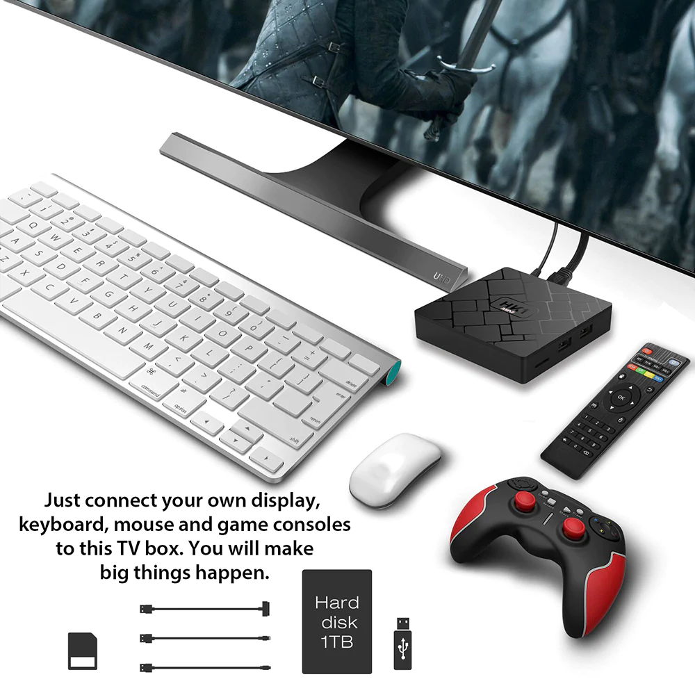 buy hk1 mini android tv box