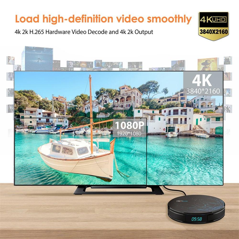 hk1 plus amlogic s905x2 tv box 2gb/16gb