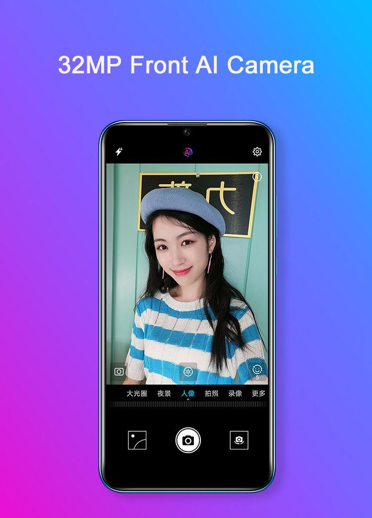 Compre el teléfono inteligente Huawei Honor 20i 4g de 6 gb / 64 gb