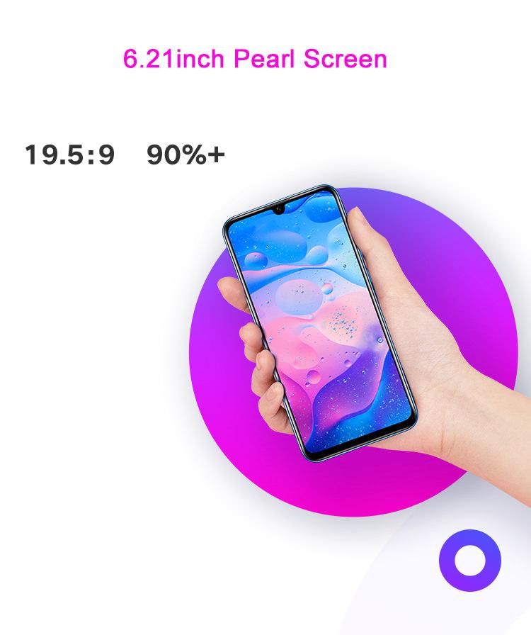 compra el teléfono inteligente huawei honor 20i de 6 gb / 64 gb