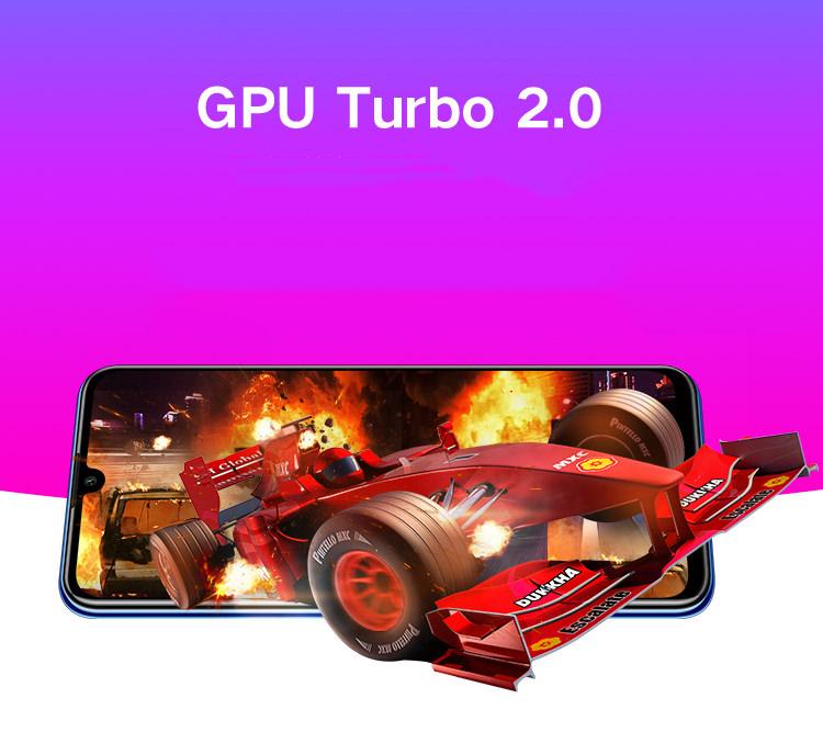 Nuevo teléfono inteligente huawei honor 20i de 6 gb / 64 gb