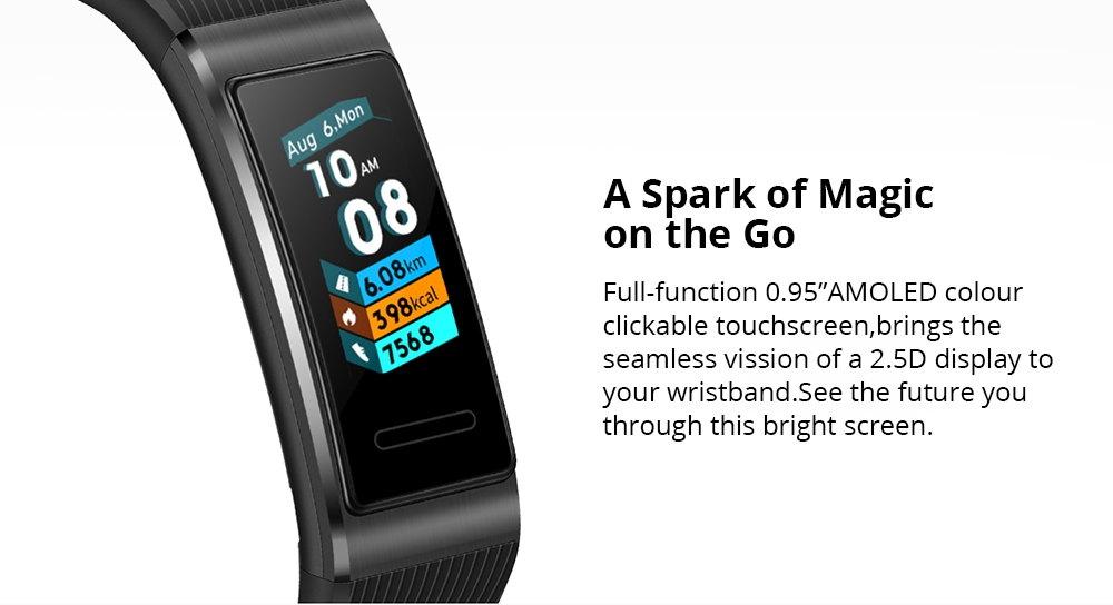buy huawei band 3 pro smart wristband