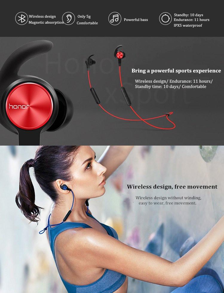 huawei honor am61 wireless bluetooth earphone