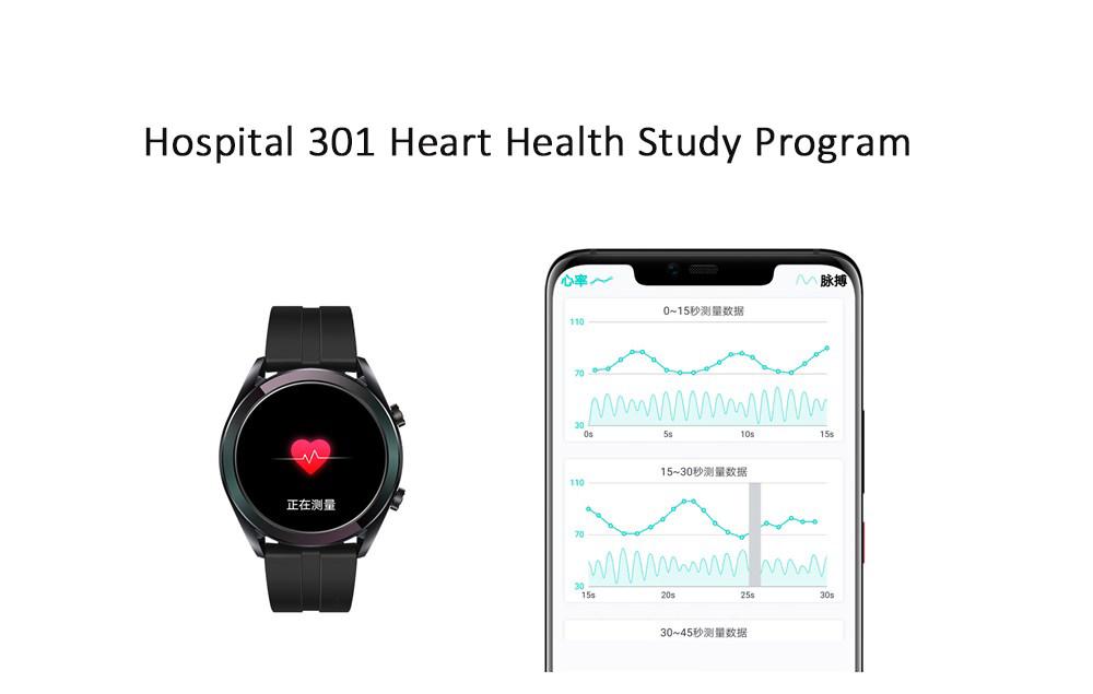 2019 huawei watch gt smartwatch elegant edition