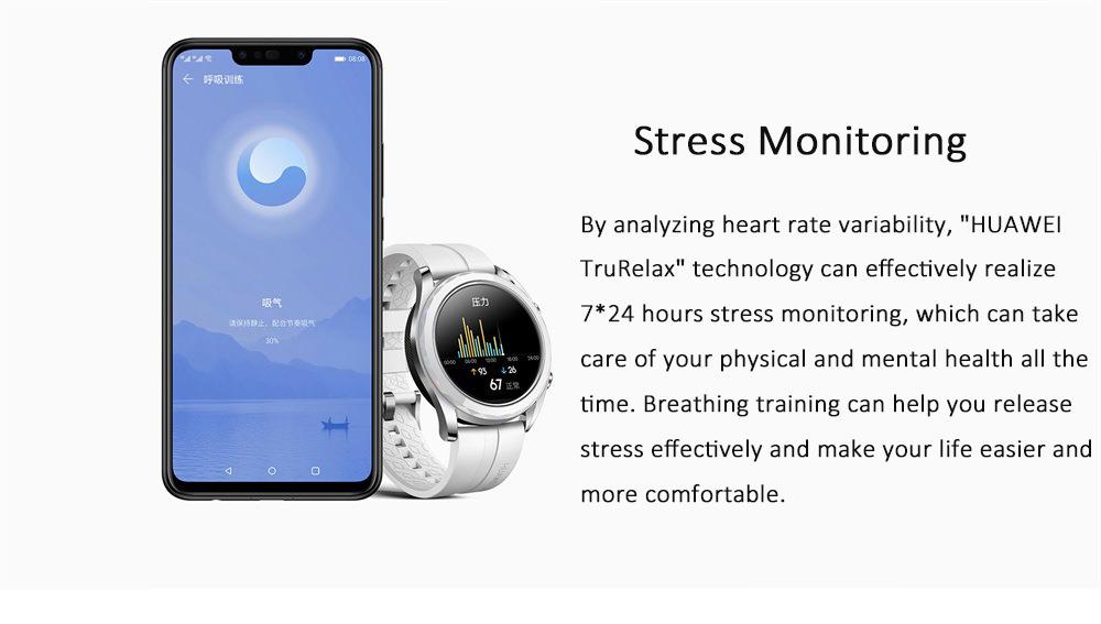 huawei watch gt bluetooth smartwatch elegant edition