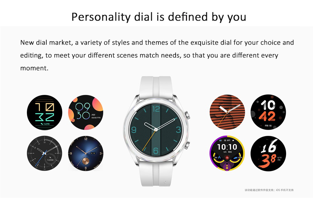 new huawei watch gt bluetooth smartwatch elegant edition