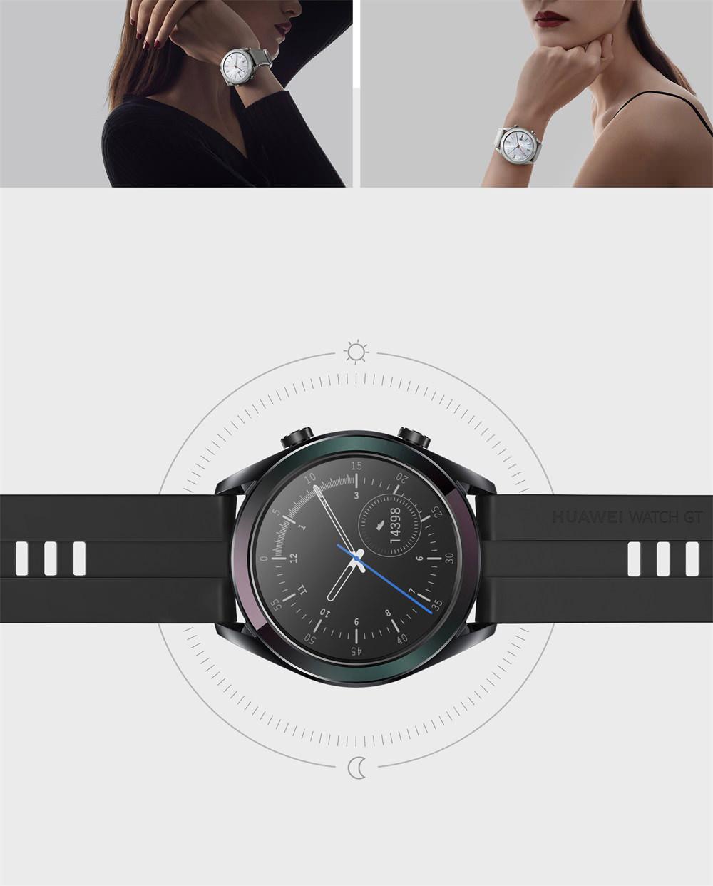 new huawei watch gt elegant edition
