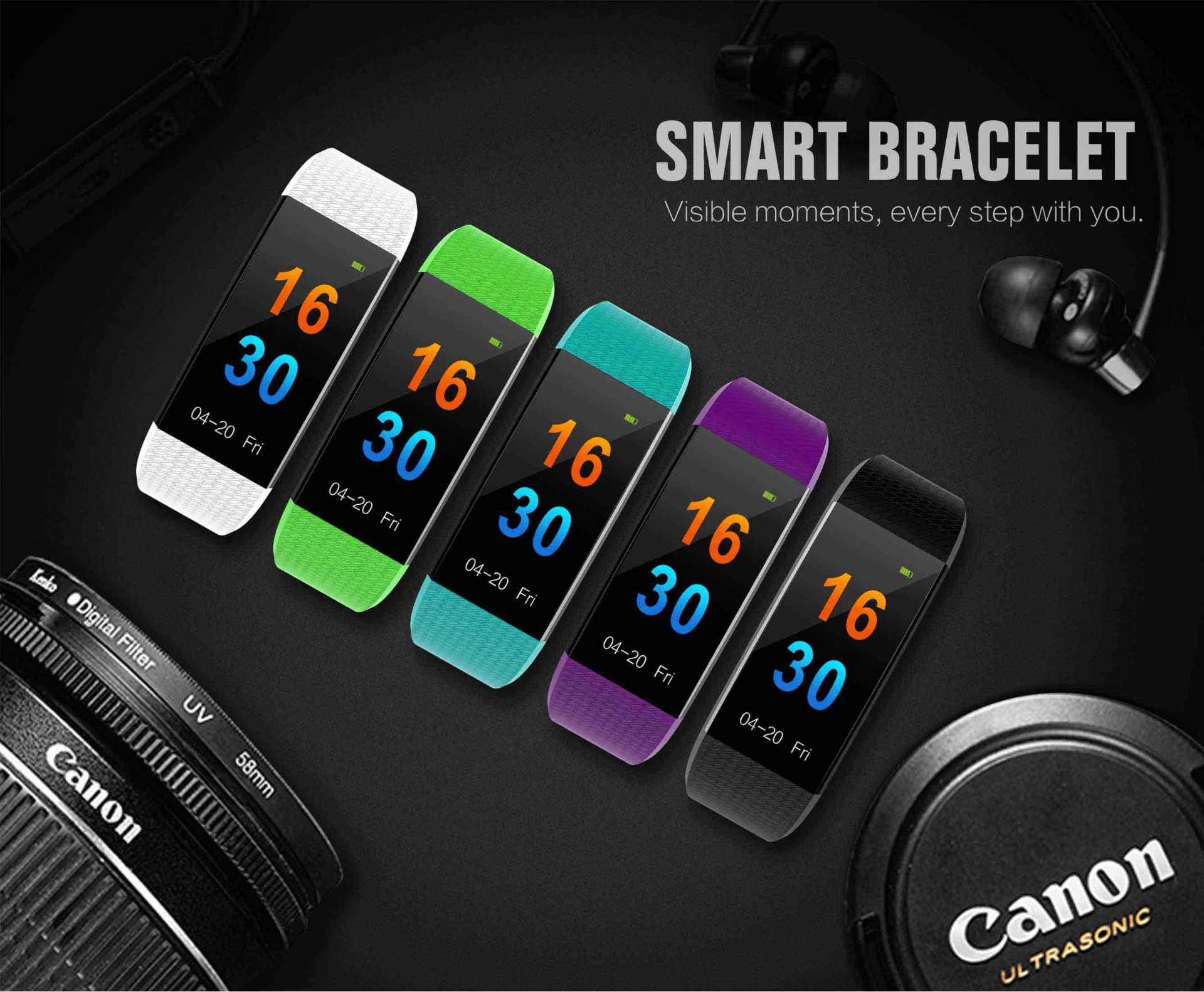 i9 smart band