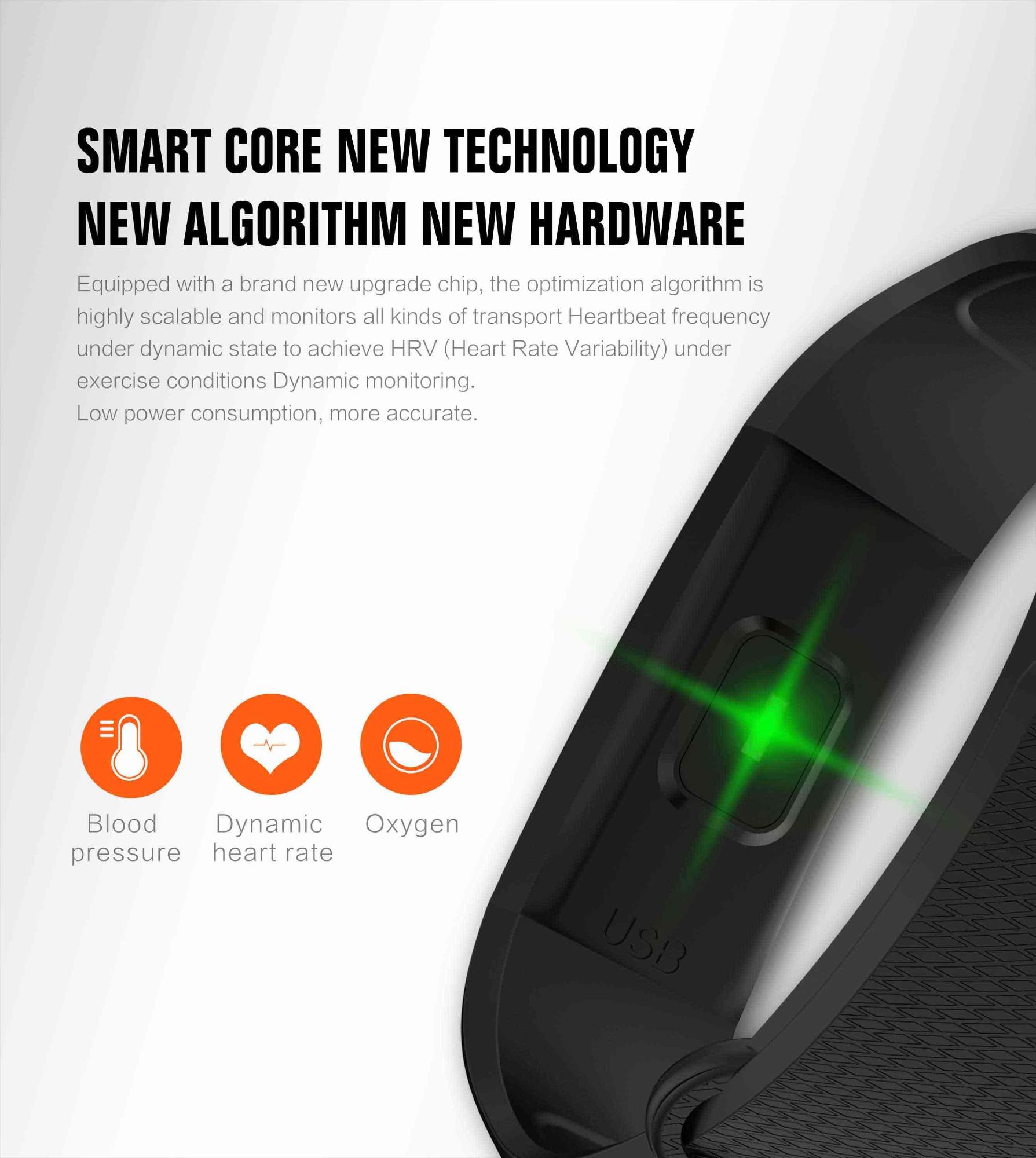 new i9 smart bracelet