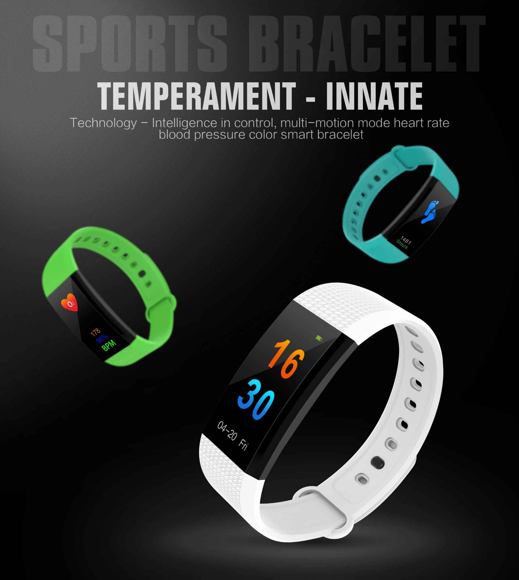 2019 i9 smart bracelet