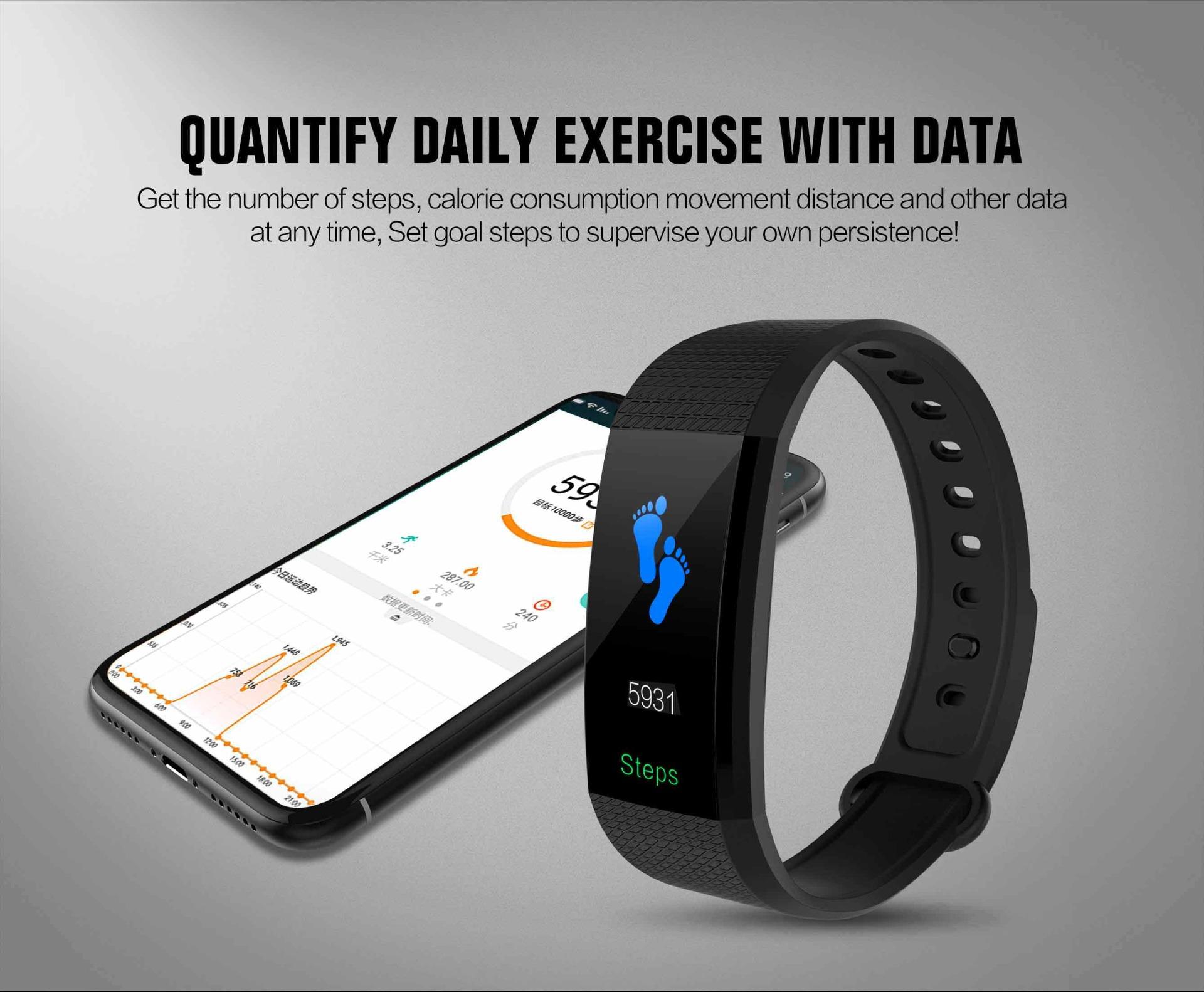 i9 smart bracelet review