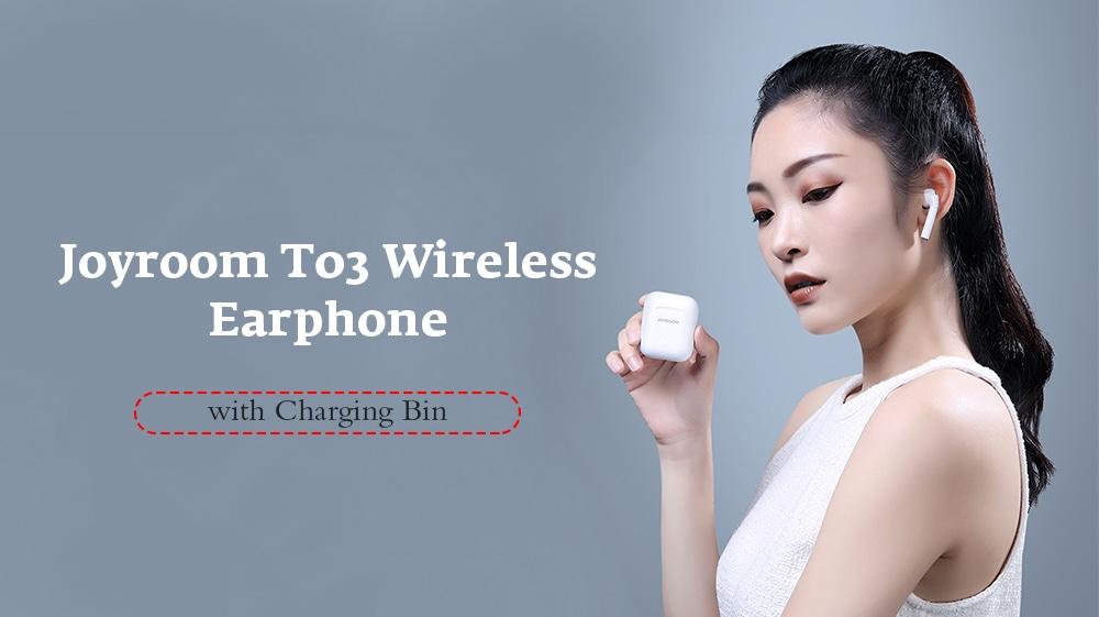 joyroom t03 wireless bluetooth earphone
