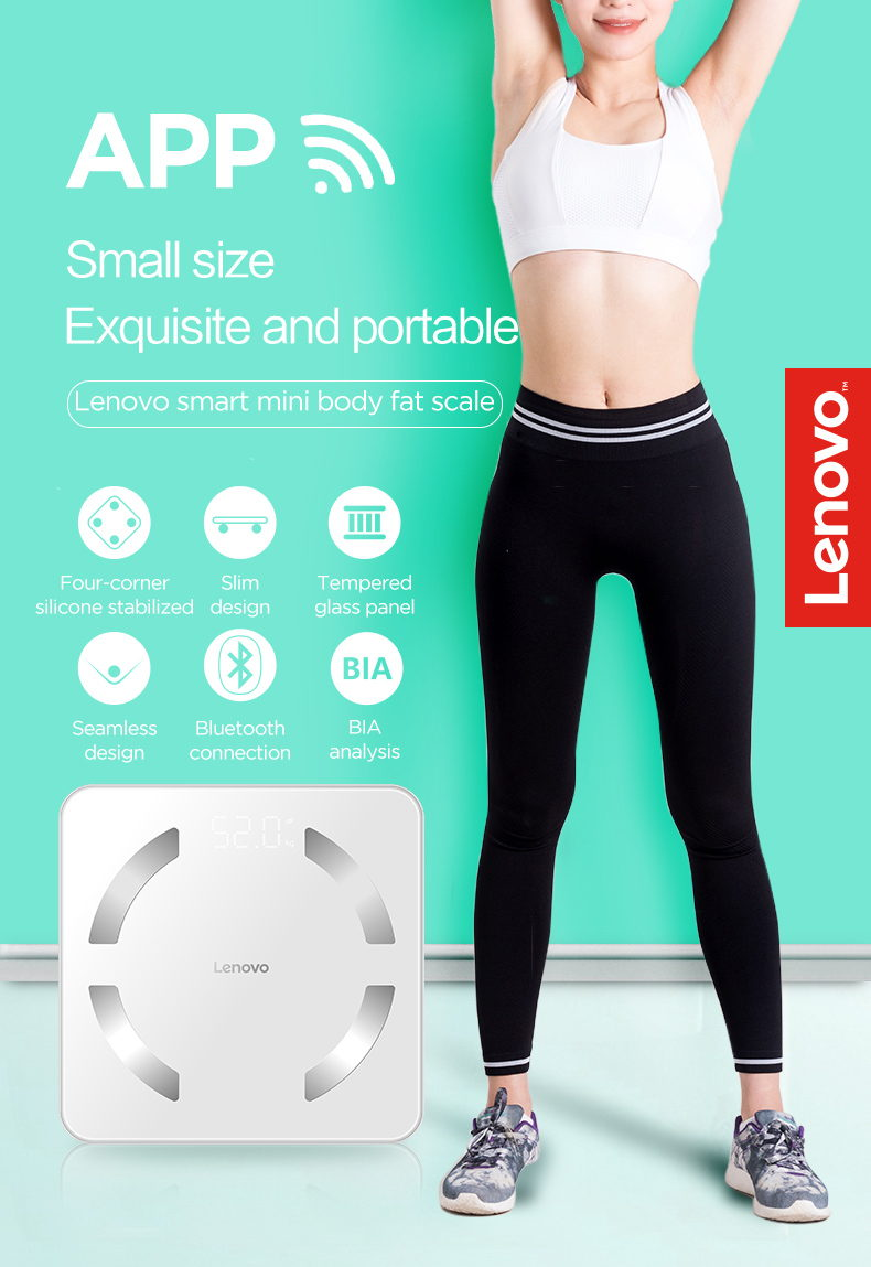 lenovo hs11 smart body fat scale