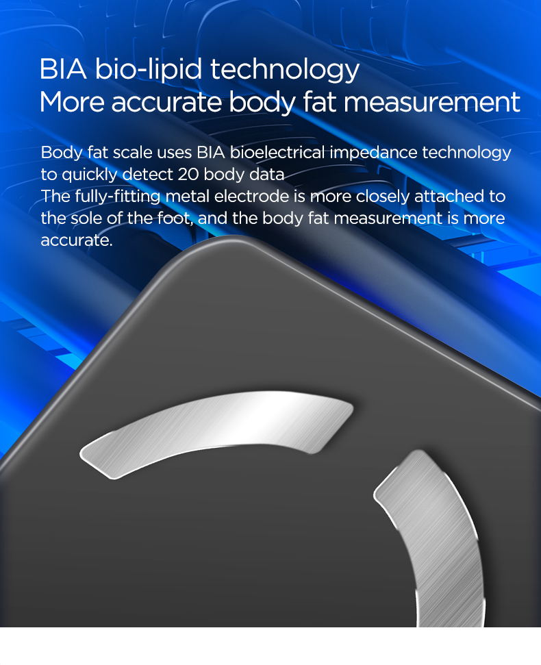 2019 lenovo hs11 body fat scale