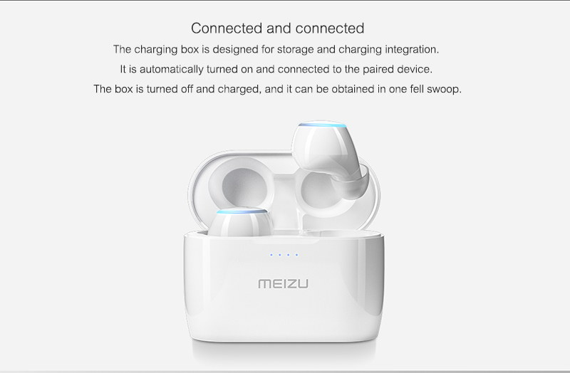 new meizu pop2 tws earphones