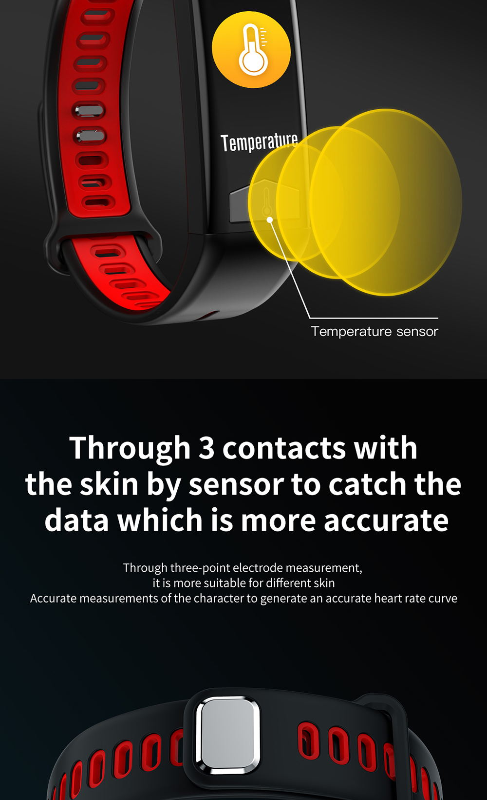 2019 microwear t02 bluetooth smart wristband