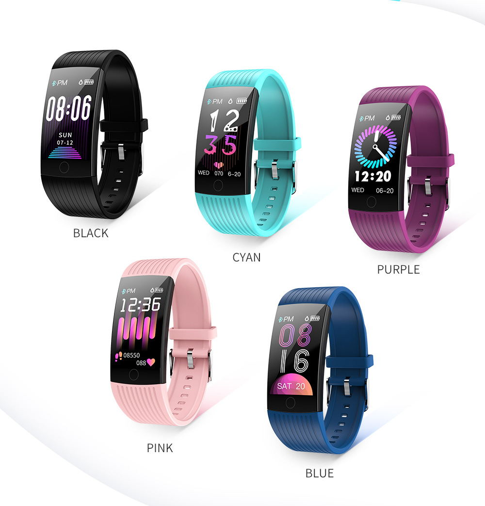 new newwear q18 smart bluetooth wristband