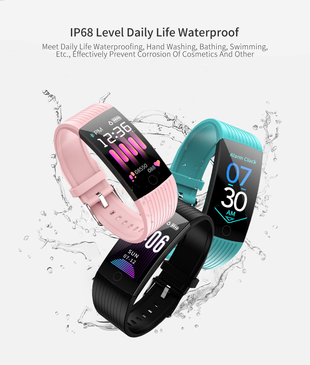 newwear q18 smart wristband for sale