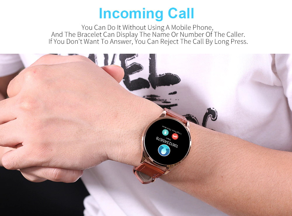 2019 newwear q9 ip67 waterproof smartwatch