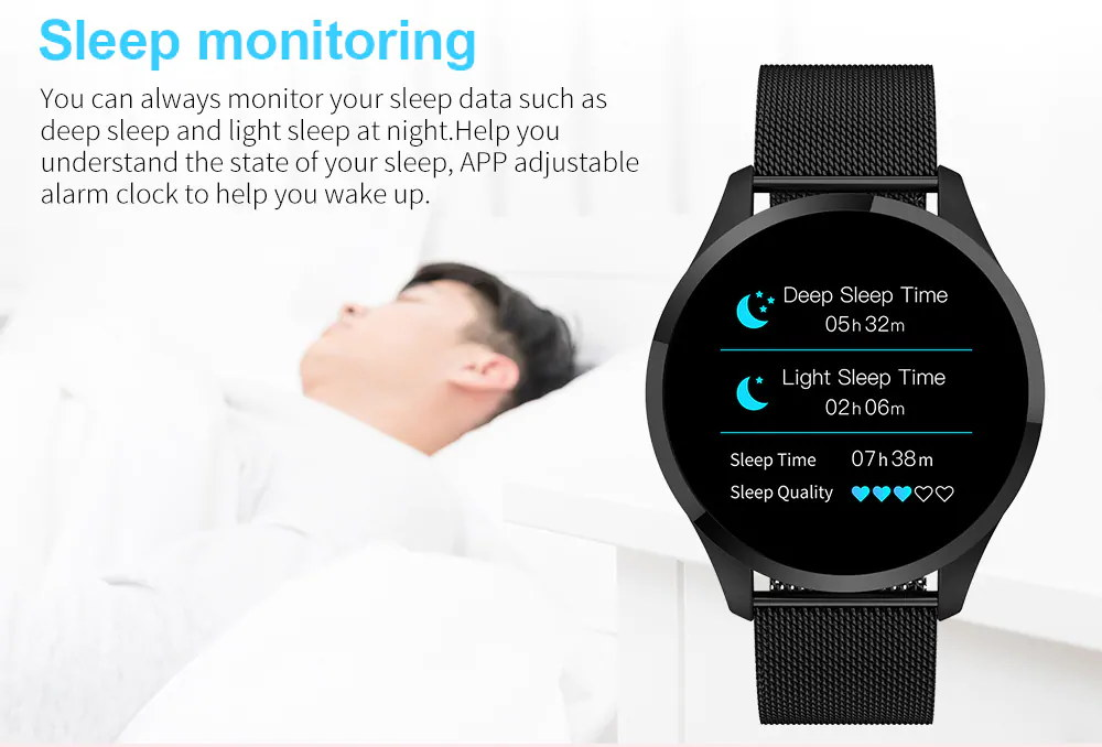 2019 newwear q9 smartwatch