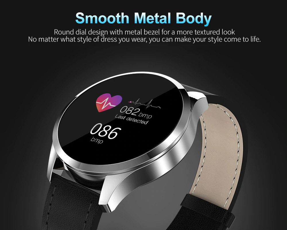 new newwear q9 bluetooth smartwatch