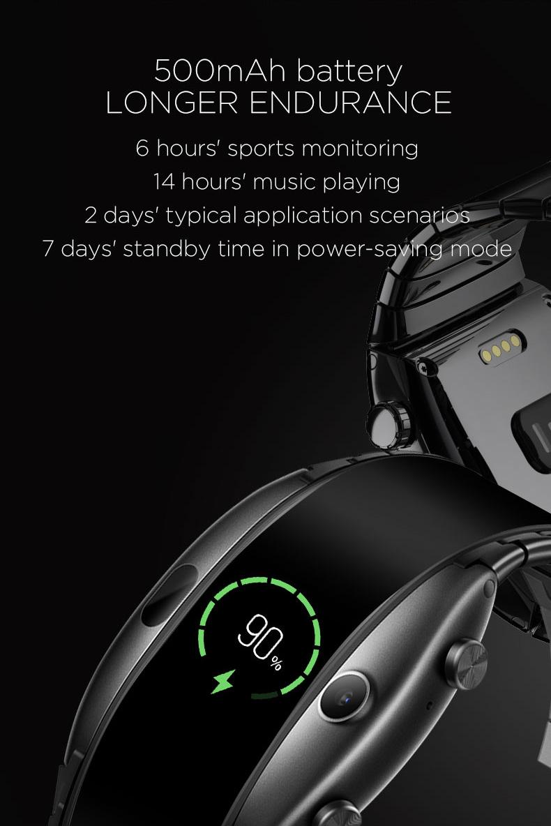 new nubia alpha smartwatch phone