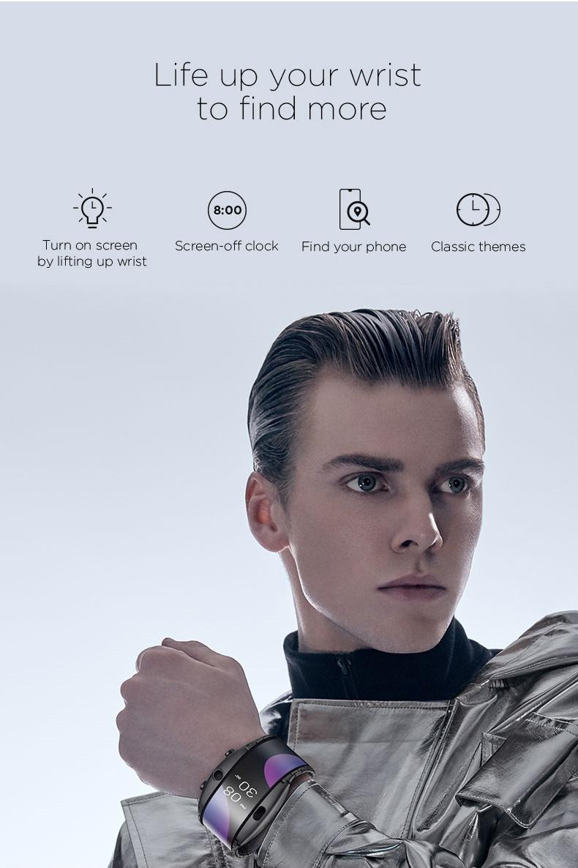 nubia alpha smartwatch phone online