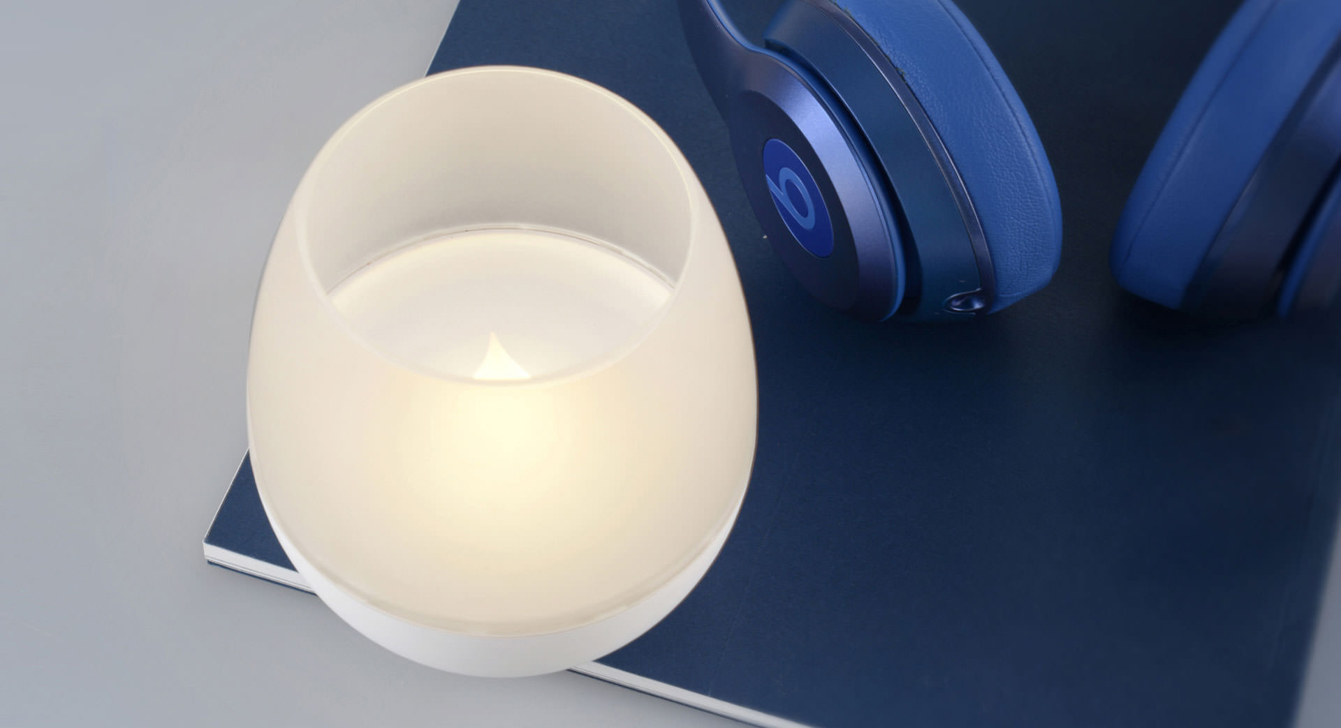 opple candle night lamp
