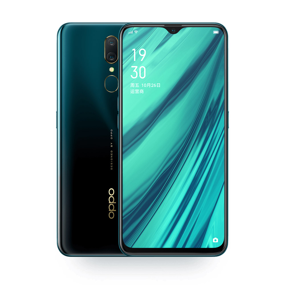 oppo a9 4g smartphone