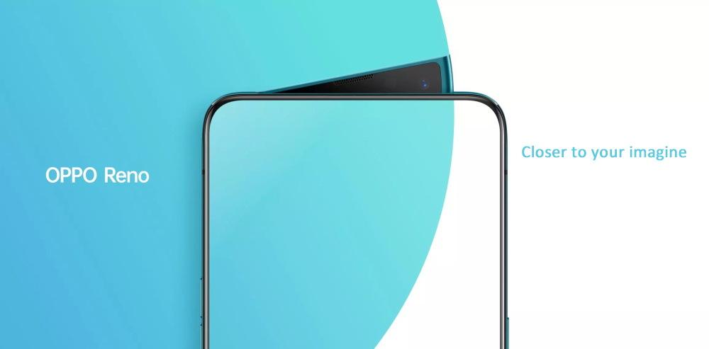 oppo reno 4g smartphone 6gb/128gb