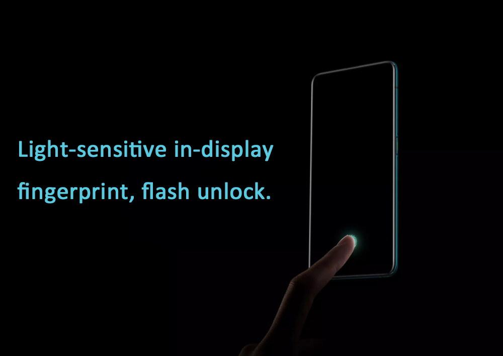 new oppo reno 4g smartphone 8gb/256gb