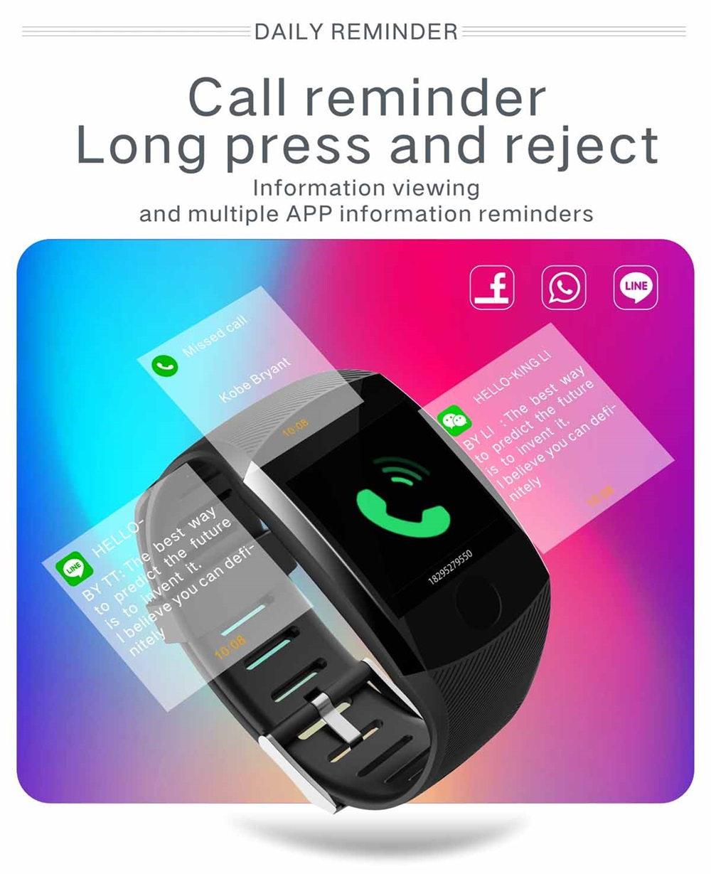 q11 sport smart bracelet review