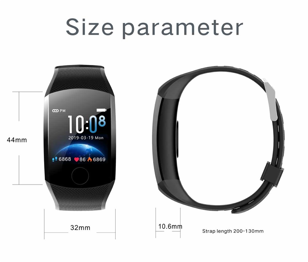 2019 q11 smart bracelet