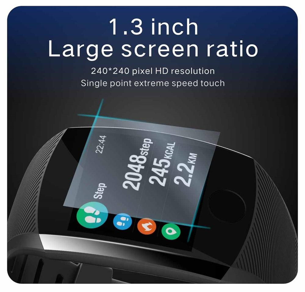new q11 sport smart bracelet