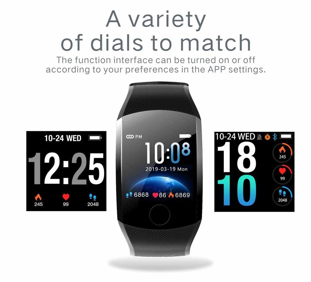 best q11 sport smart bracelet