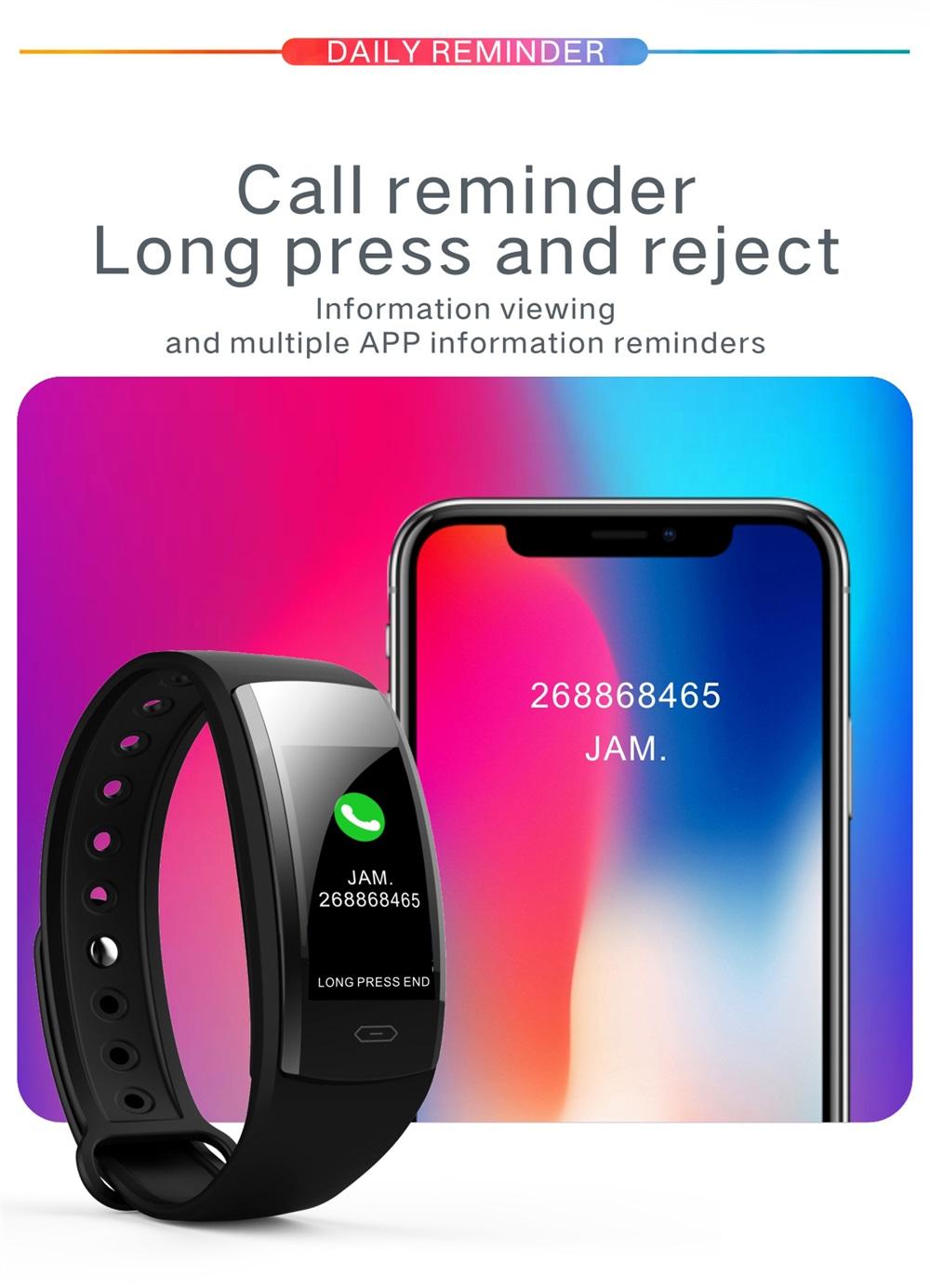 2019 qs90 plus smart bracelet