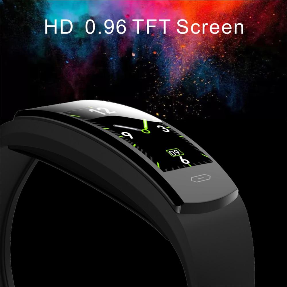 new qs90 plus bluetooth smart bracelet