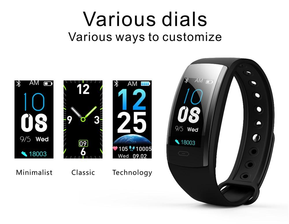 qs90 plus smart bracelet
