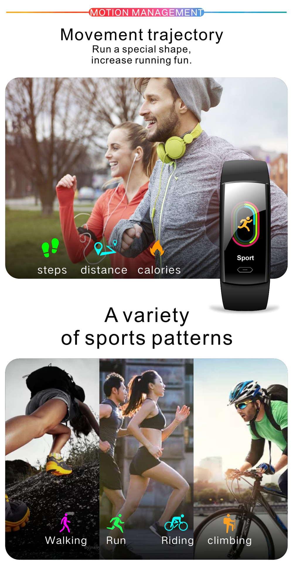 buy qs90 plus smart bracelet