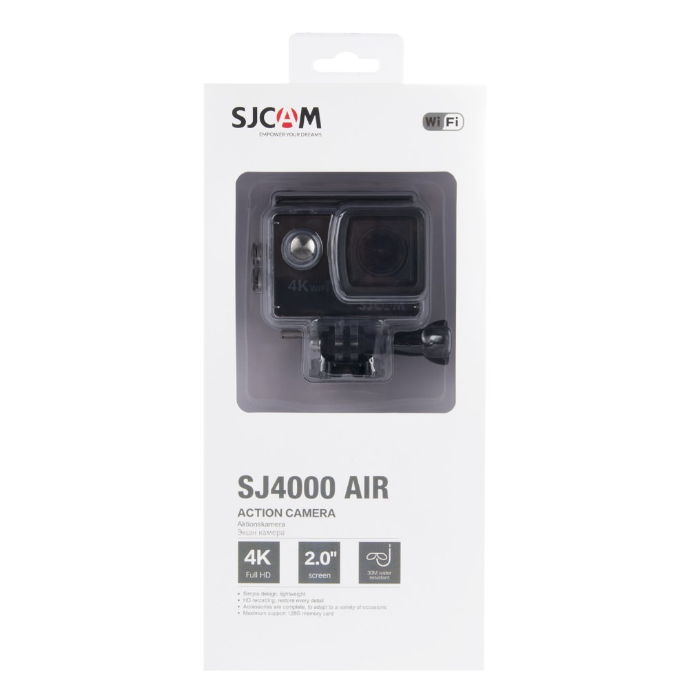 sjcam sj4000 air wifi action camera