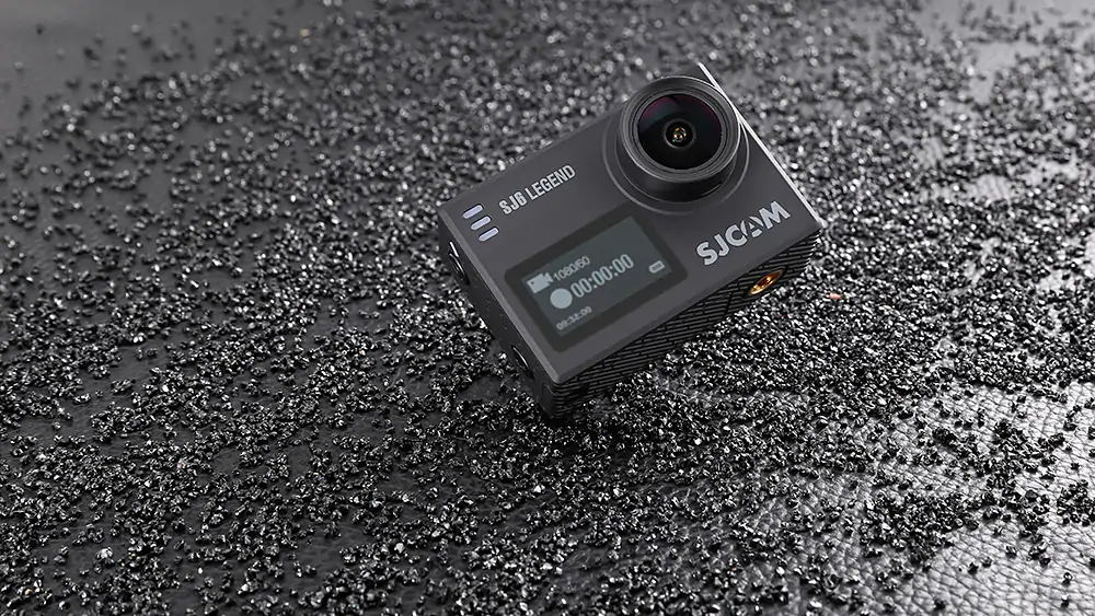 sjcam sj6 legend wifi action camera