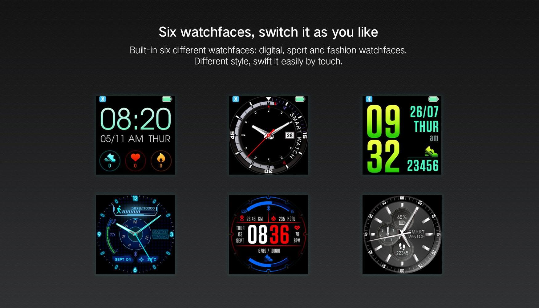 2019 sma m3 smartwatch