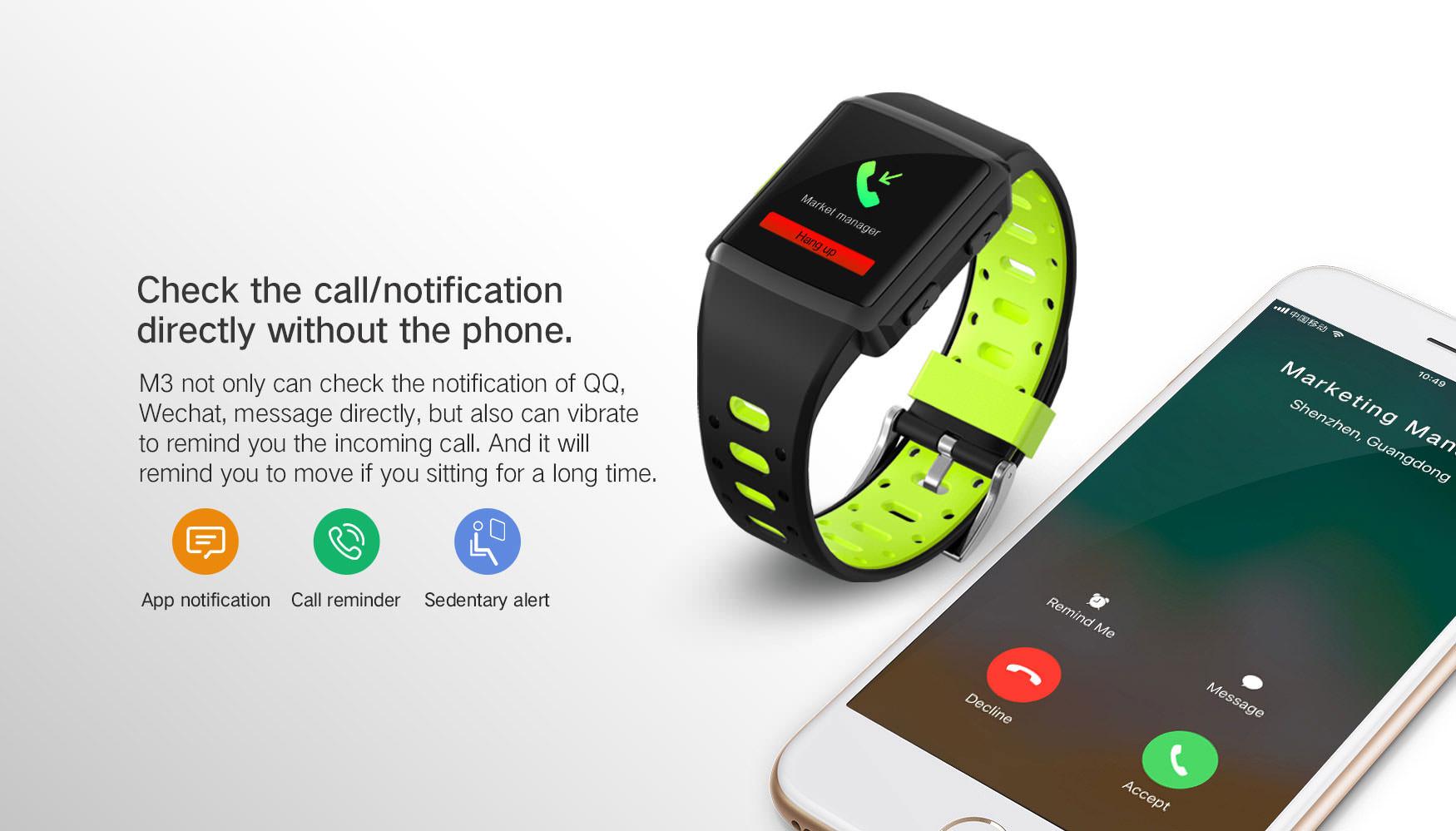 buy sma m3 smartwatch