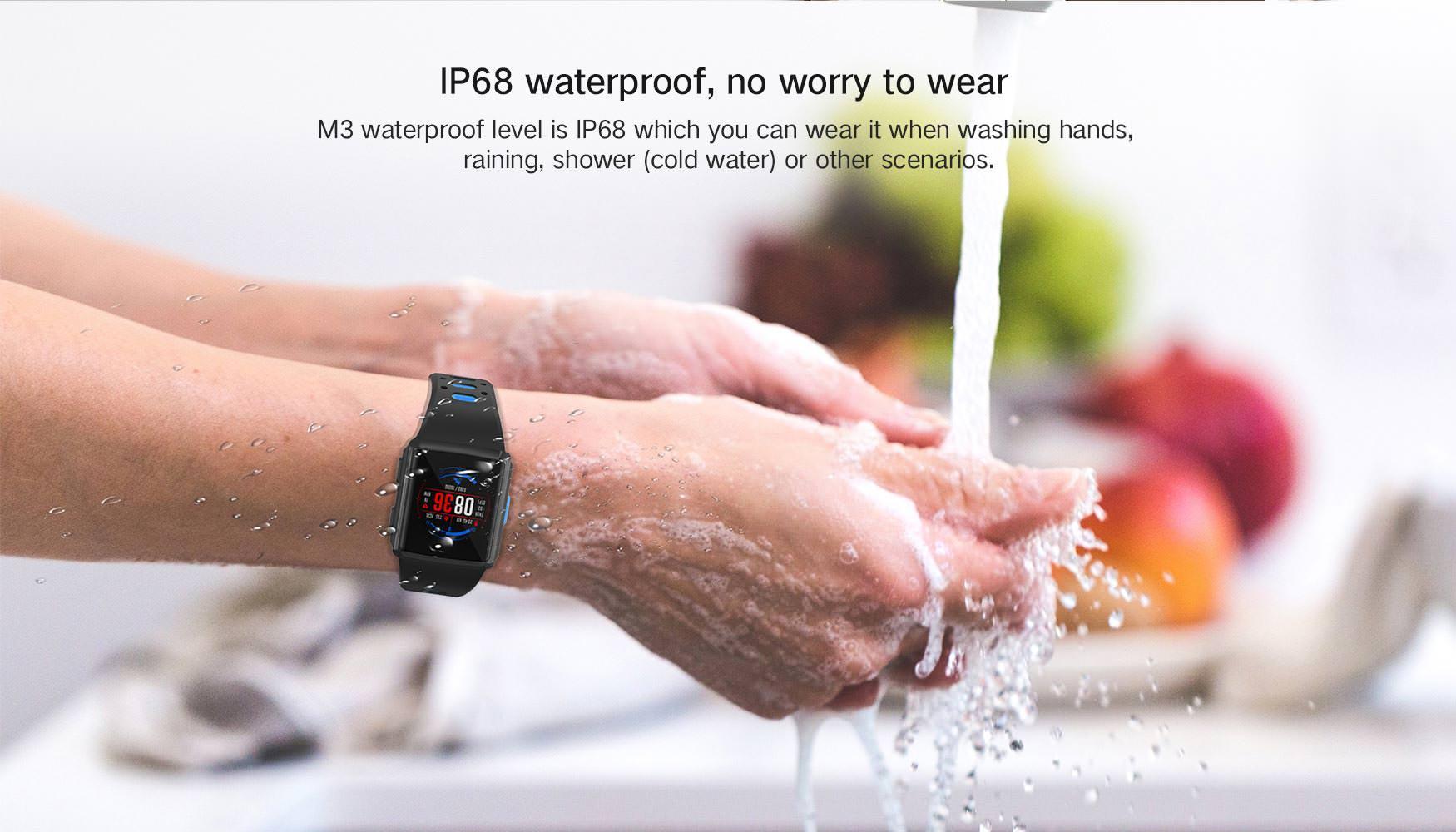 new sma m3 smartwatch
